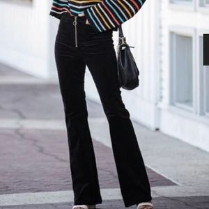 NWT CORDUROY POCKETED BELL BOTTOMS